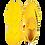 Thumbnail: Stylish Yellow Sports & Gym Shoes