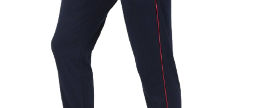 Men's Cotton Ankle Grip Track Pants