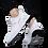 Thumbnail: Unique Graceful Men Sports White Shoes