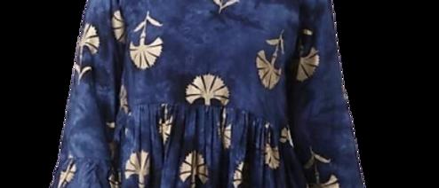 Fantastic Women Printed Bell Sleeves Top