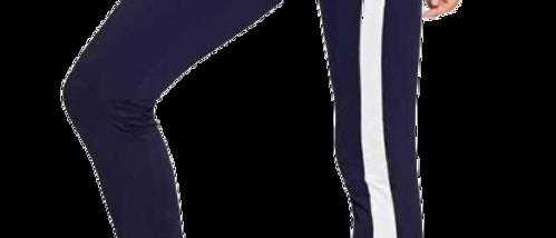 Women Navy Blue tight pant