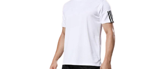 Men's Multicolored Sports T Shirt & Shorts Set