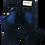 Thumbnail: Men's Stylish Navy Blue Jeans