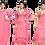Thumbnail: Fomti Women Trendy 2 PC's Satin Nightwear Set
