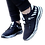 Thumbnail: Men's Stylish and Trendy Black Printed Mesh Casual Sports Shoes