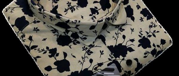 Print Cotton Men Shirt