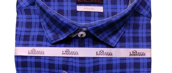 Latest Men Blue Shirt
