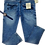 Thumbnail: Men's Trendy Stylish Blue Jeans
