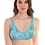Thumbnail: Trendy Multicolored Printed Cotton Bras for Women