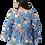 Thumbnail: Fantastic Women Printed Bell Sleeves Top