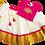 Thumbnail: Banglori Kids Small Size Lehenga Choli