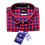 Thumbnail: Latest Men Red Checks Shirt