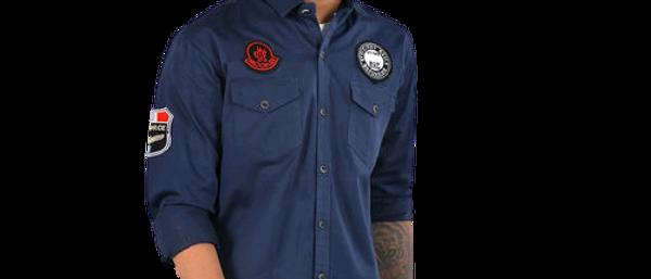 United Club Men's Cargo Shirt