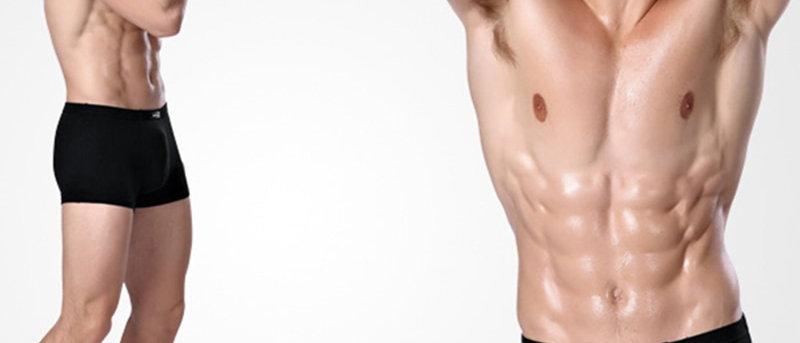 Breathable Men's Sex Panties Men Underwear Cozy Boxer
