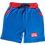Thumbnail: Stylish Multicoloured Cotton Printed Regular Shorts For Boys - Pack Of 3