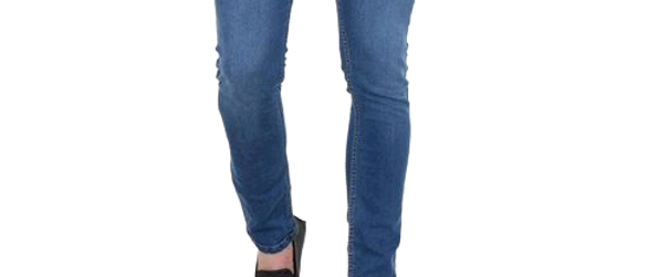 Men's Stylish Denim Solid Jeans