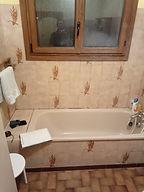 ancienne baignoire