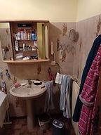 meuble salle de bain avant travaux dps déco