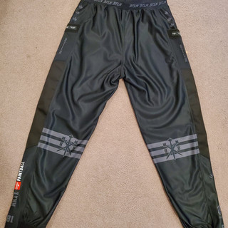 SPARTAN PANTS - BLACK