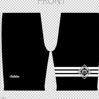 UR3L SHORTS - CLEAN BLACK