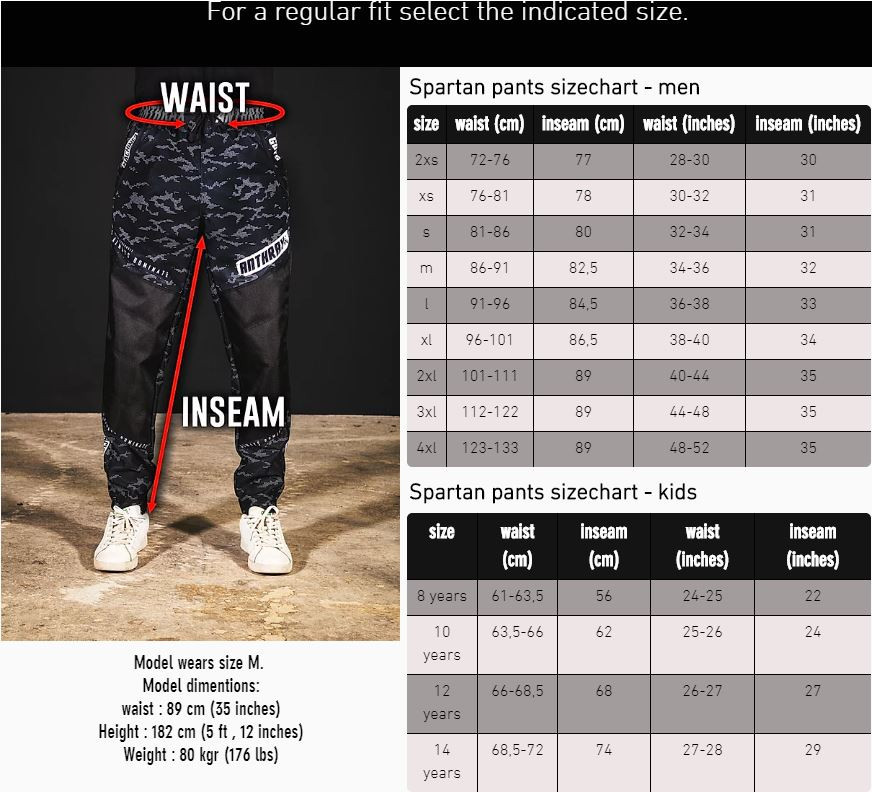 SPARTAN PANTS SIZES.JPG