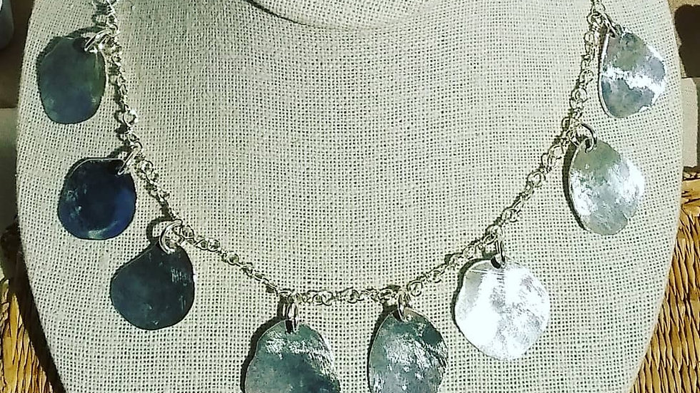 One-of-a-Kind Sterling Silver Necklace