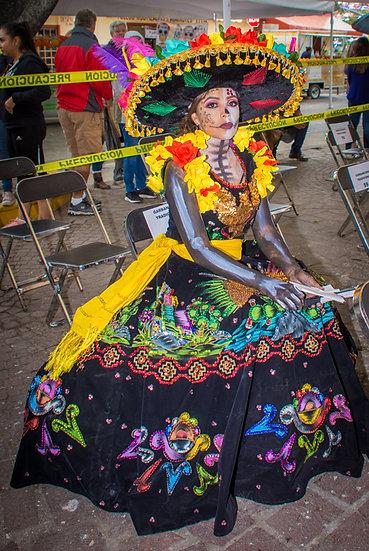Beautiful Catrinas of Mexico CC289