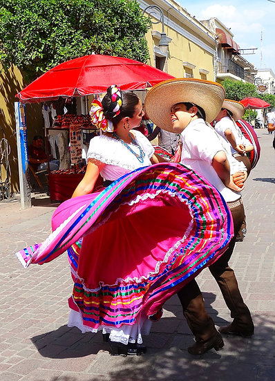 Mariachi Dancers 604-F1
