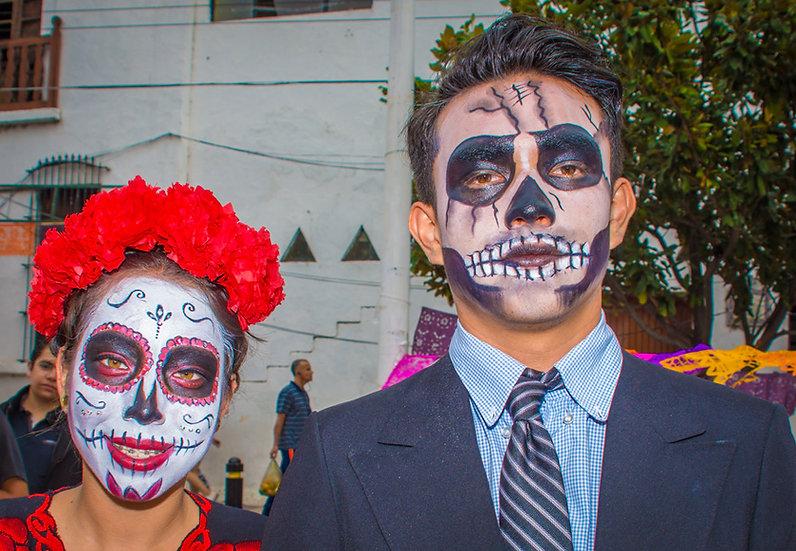 Day of the Dead Chapala / Día de Muertos Chapala CD238