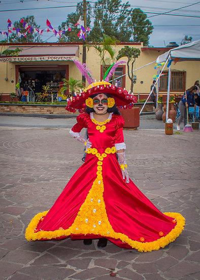 Beautiful Catrinas of Mexico CC238
