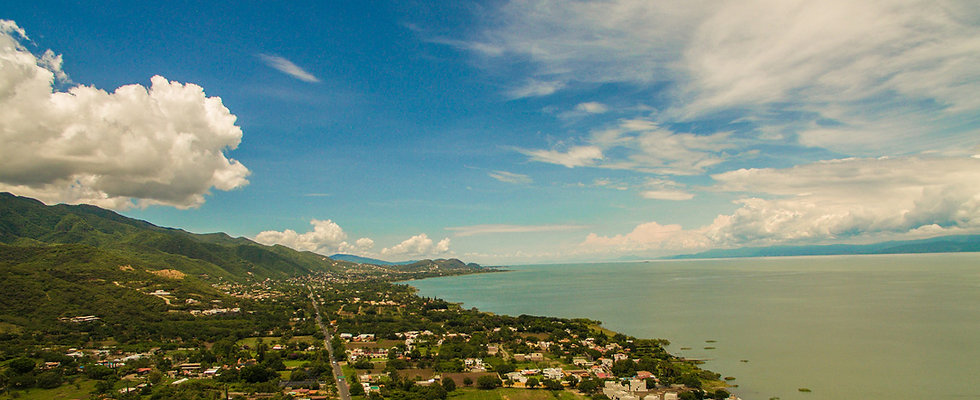 Views Lake Chapala / Vistas Lago de Chapala A315