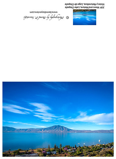 Views Lake Chapala / Vistas Lago de Chapala 339