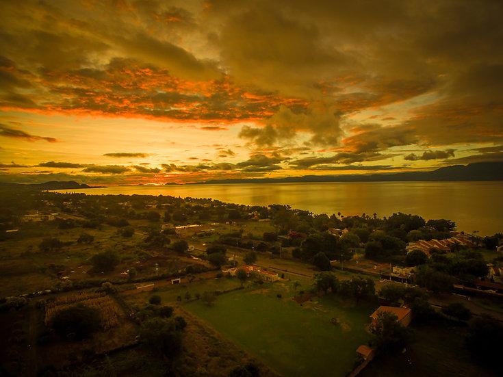 Lake Chapala A385