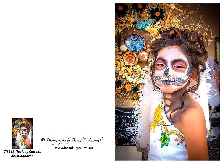 Beautiful Novias of Ixtlahuacan, Jalisco, Mexico N-219