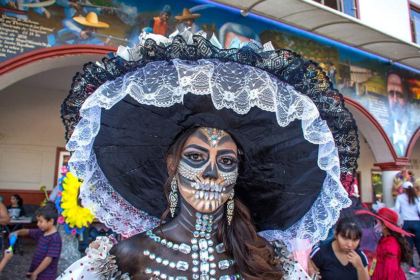 Beautiful Catrina's of Mexico, Ixtlahuacan N-207