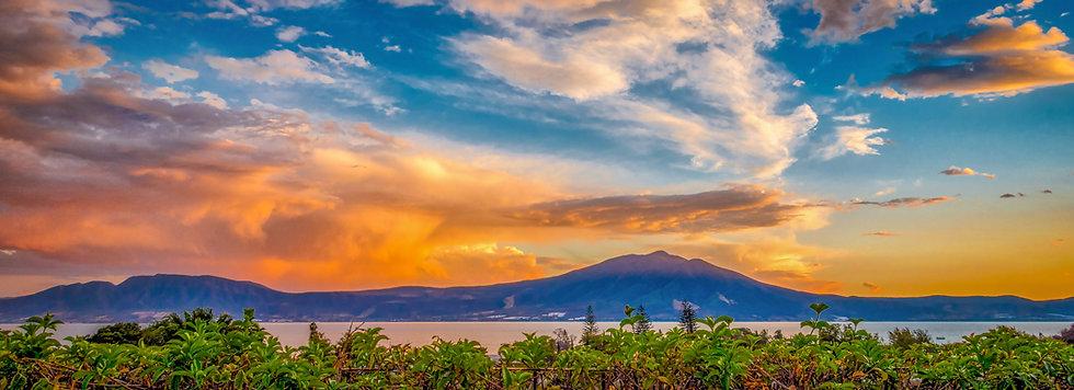Lake Chapala, Mte. Garcia A344