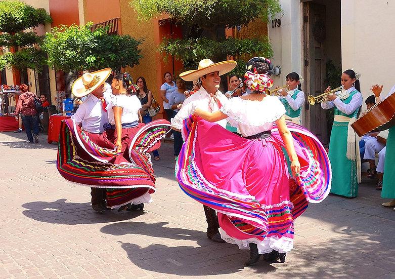 Mariachi Dancer 632