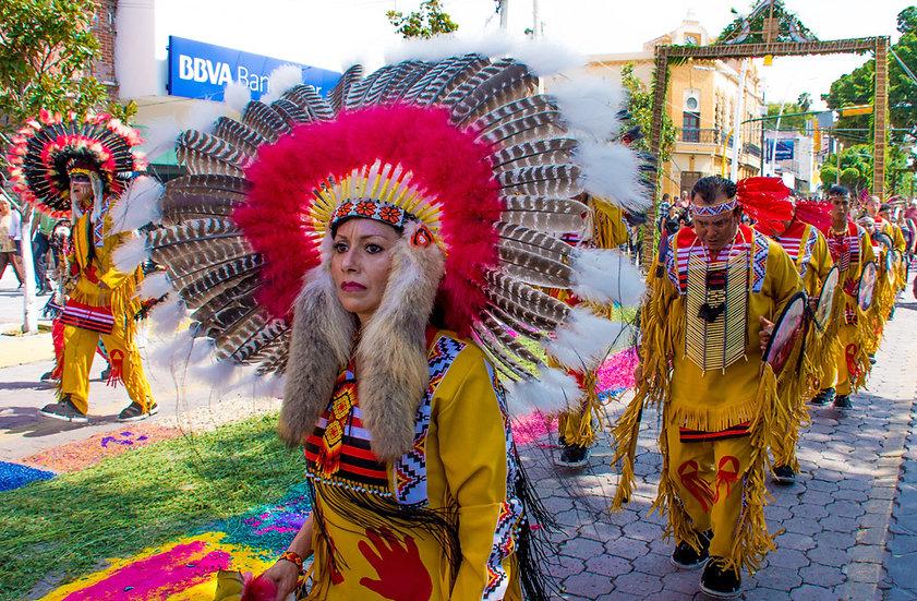 Virgin of Zapopan Festival / Festival de la Virgen de Zapopan A810