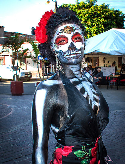 Beautiful Catrina's of Mexico, Ixtlahuacan N-202