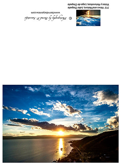 Views Lake Chapala / Vistas Lago de Chapala 312