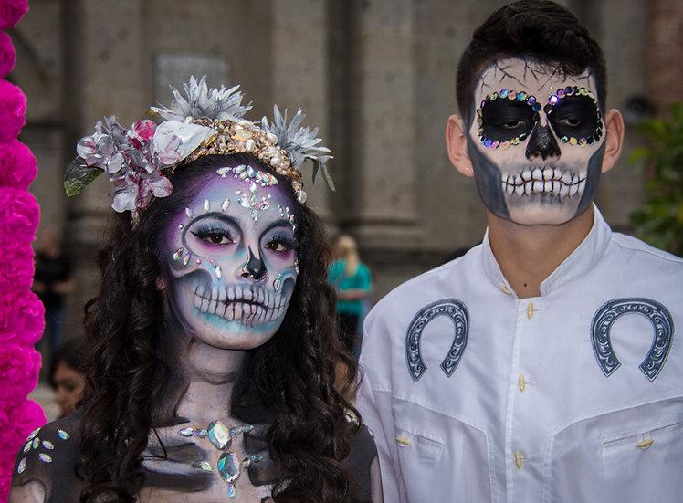 Day of the Dead Chapala / Día de Muertos Chapala CD233