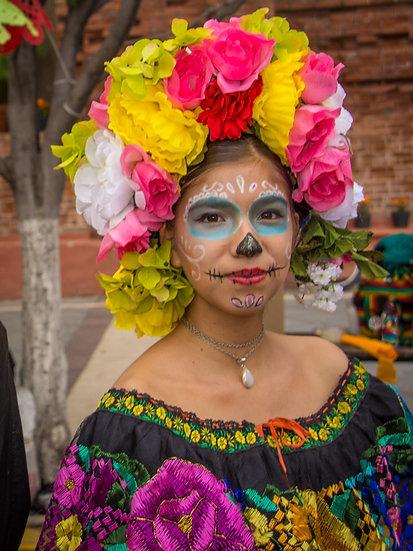 Day of the Dead Chapala / Día de Muertos Chapala CD253