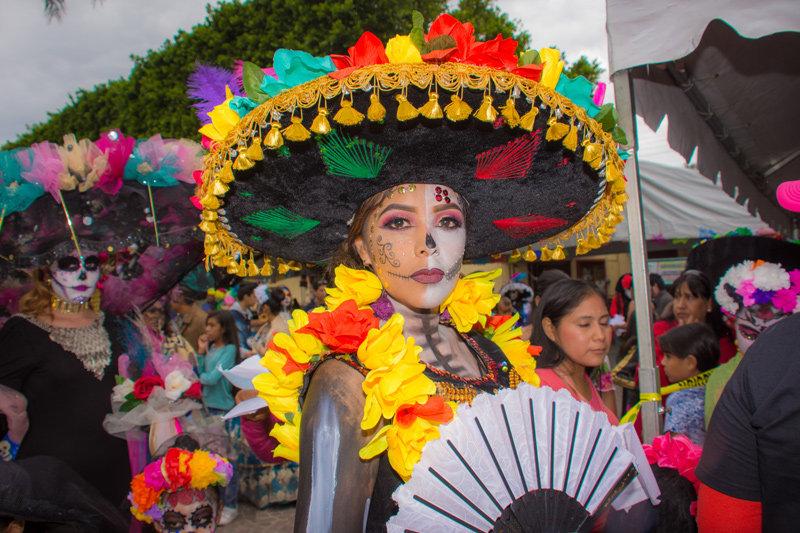 Beautiful Catrinas of Mexico CC275