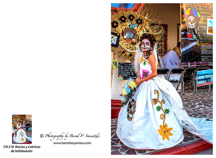 Beautiful Novias of Ixtlahuacan, Jalisco, Mexico N-218