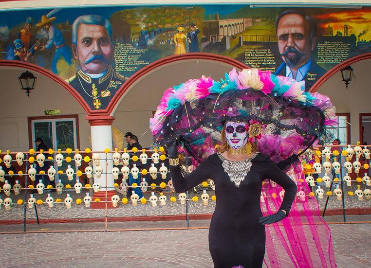 Beautiful Catrinas of Mexico CC252