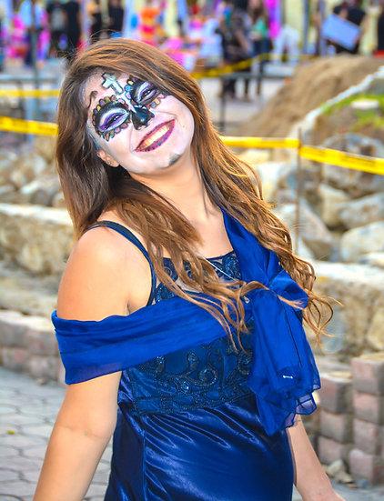 Day of the Dead Chapala / Día de Muertos Chapala N-254