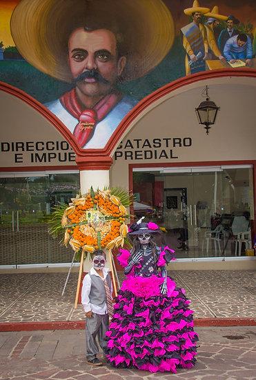 Beautiful Catrinas of Mexico CC234