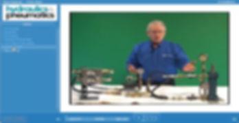 online hydraulic training, hydraulic elearning, fluid power training