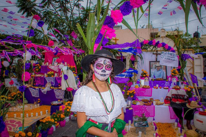 Beautiful Catrinas of Mexico CC222