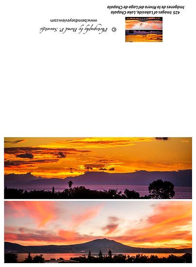 Lake Chapala - Mount Garcia, 2,756m / El lago Chapala - Mte. García, 2.756m 425